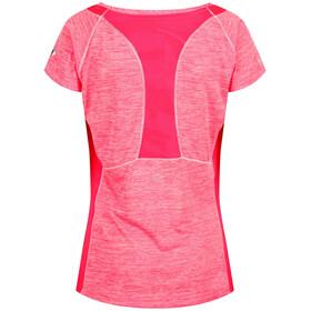 Regatta Breakbar IV - T-shirt manches courtes Femme - rose